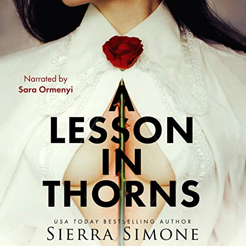 A Lesson in Thorns cover art