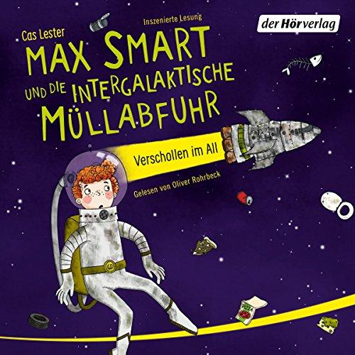 Max Smart und die intergalaktische Müllabfuhr Titelbild