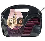 Kit Curlformers Deluxe - 40 bigoudis/2 crochets - boucles spirales - cheveux très...