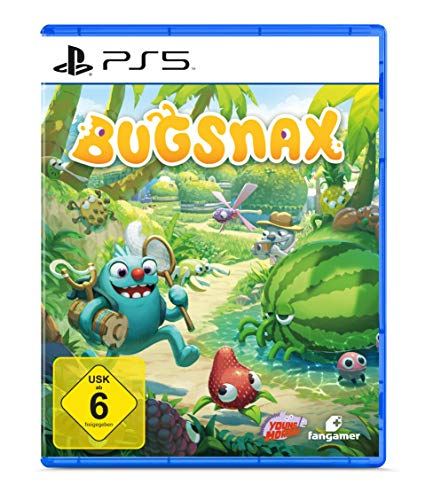 Bugsnax - [PS5]