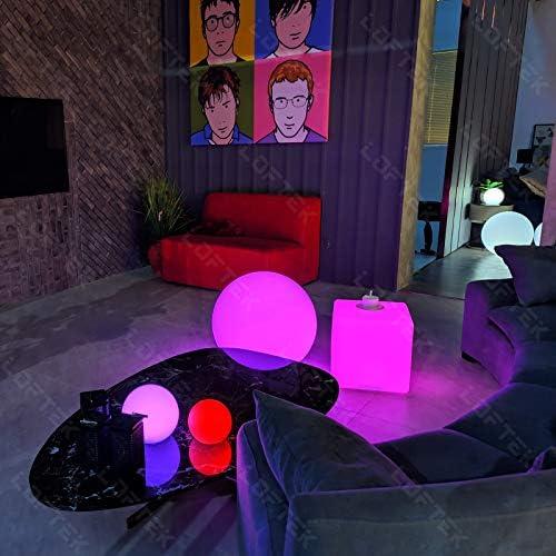Acrylic cube table _image3
