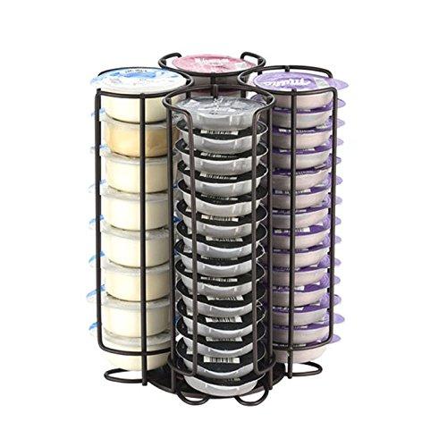 Rotierendes Tassimo Padhalter Kapselspender Kaffee Kapsel System 52 Kapseln