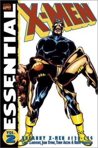The Essential X-Men, Vol. 2: Uncanny X-Men, No. 120-144 -  Chris Claremont, Paperback