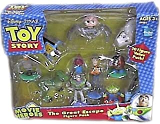 Hasbro Toy Story The Great Escape Figure Pack
