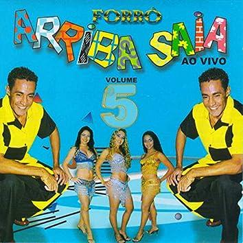Vol. 05 Ao Vivo - Forró