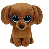 Ty Beanie Boo 6' Plush Dougie the Dog by Ty