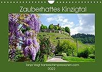 Zauberhaftes Kinzigtal (Wandkalender 2022 DIN A4 quer): Das idyllische Kinzigtal im Schwarzwald bietet Natur pur und idyllische Orte in einer sonnenreichen Region (Monatskalender, 14 Seiten )