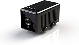 Hidden Spy Camera - Upgraded WiFi Capability - Mini Portable Camera - Now with Cloud Storage Built in & Live Remote Access - Crisp Night Vision - High Definition 1080P Spy Camera