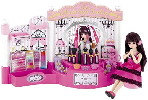 Lica chan Makeup Salon set (doll not included) [JAPAN] (japan import)
