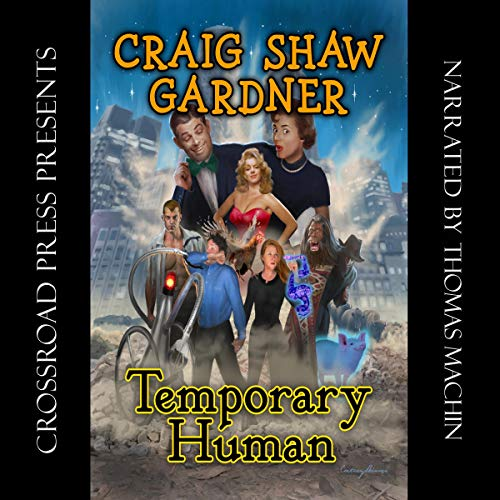 Temporary Human cover art
