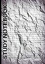 Study notebook: 学生用メモ帳