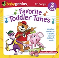 Favorite Toddler Tunes by Baby Genius