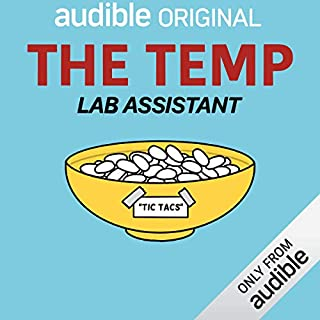 Ep. 2: Lab Assistant (The Temp) cover art