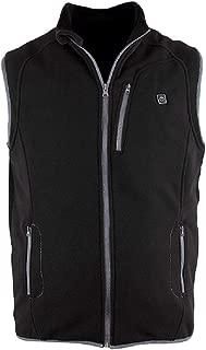 Prosmart Heated Vest Polar Fleece Lightweight Heated Waistcoat with USB Battery Pack(Unisex)