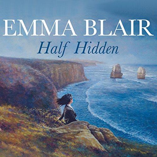 Half Hidden audiobook cover art