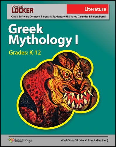 Literature - Greek Mythology I for Mac [Download]
