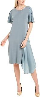 فستان نسائي مختلط مرفرفة من NIC+ZOE