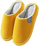Zapatillas De Espuma Viscoelástica Cálidas Y Cómodas Para Mujer, Bonitas Zapatillas De Casa De Algodón De Suela Gruesa De Invierno Baotou Para Mujer, Mocasín Antideslizante Cómodo Al Aire Libre