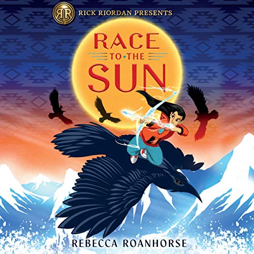 Race to the Sun cover art