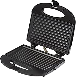 Amazon Brand - Solimo Non-Stick Grill Sandwich Maker