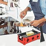 Zoom IMG-1 raclette al formaggio portatile antiaderente