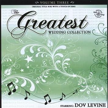 The Greatest Wedding Album, Vol. 3 - starring Dov Levine