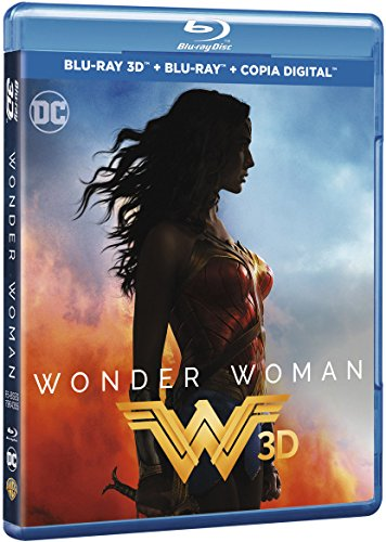 Wonder Woman Blu-Ray 3d [Blu-ray]