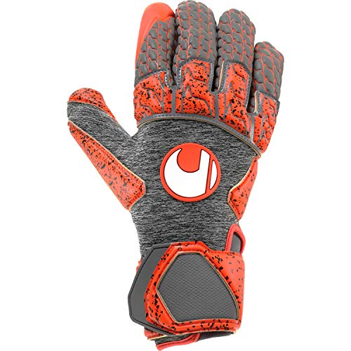 uhlsport AERORED SUPERGRIP RELFEX Goalkeeper Gloves