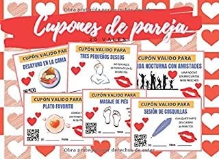 CUPONES DE PAREJA: TALÓN DE VALES CANJEABLES (DESAYUNO EN