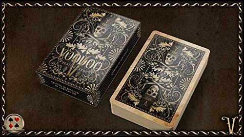 SOLOMAGIA Voodoo Playing Cards