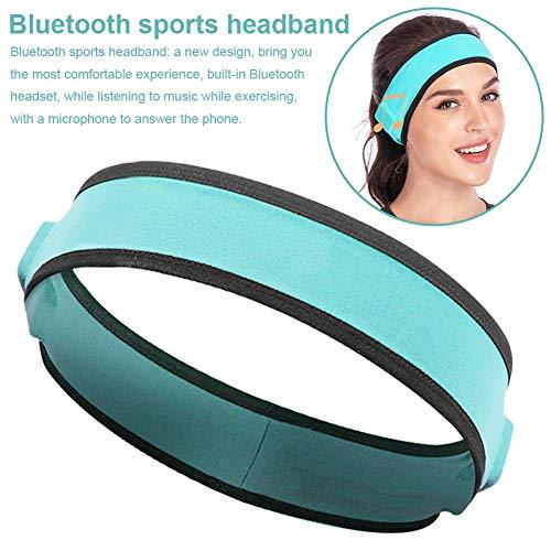 lingzhuo-shop Draadloze Bluetooth-headset met comfortabele hoofdband voor muziek