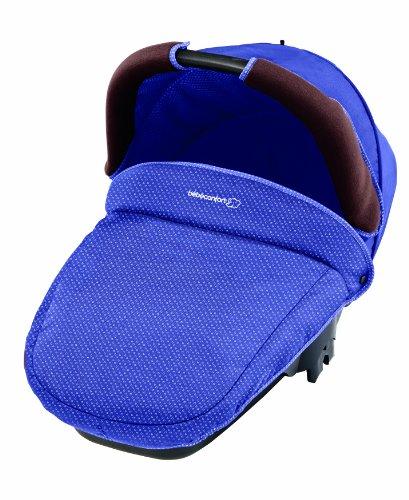 Bébé Confort Streety - Cuco de seguridad, grupo 0, color azul