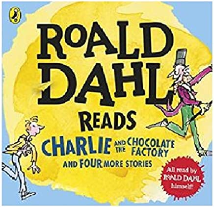 Roald Dahl Audio Collection AUDIO CD x4