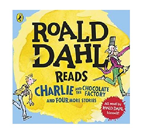 The Roald Dahl Audio Collection: Includes Charlie and the Chocolate Factory, James and the Giant Peach, Fantastic Mr. Fox, The Enormous Crocodile & The Magic Finger