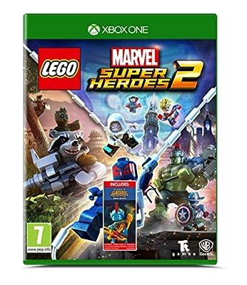 LEGO Marvel Super Heroes 2 - Amazon.co.uk DLC Exclusive (Xbox One)