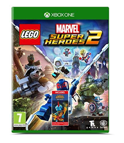 Lego Marvel Super Heroes 2 - Amazon.co.UK DLC Exclusive (Xbox One)