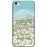 Beyouniq Lily Flower Doodle Design Printed Slim Mobile Back Cover Back case Compatible