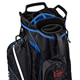 Best Cart Bags - Founders Club Riverdale Golf Cart Bag with Removable Review
