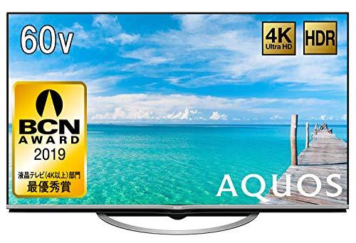 シャープ 60V型 AQUOS 4K対応 液晶テレビ LC-60US5