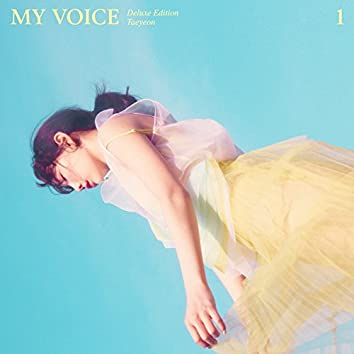 My Voice - The 1st Album (Deluxe Edition)