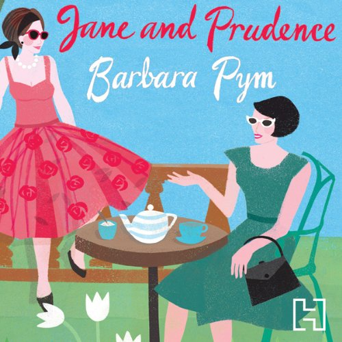 Jane and Prudence audiobook cover art