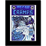 Music Ad World Mini-Poster, Motiv Cramps - House of Blues