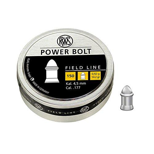 RWS Power Bolt Cal. 4.50mm 0,92g   14.2gr (150pz)