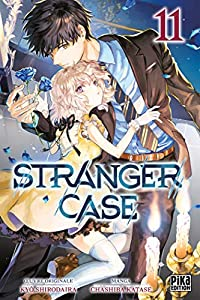Stranger Case Edition simple Tome 11