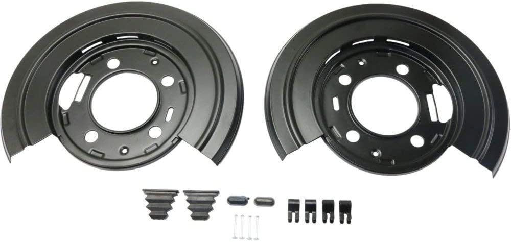 Evan-Fischer Brake Topics on TV Dust Shields compatible F-Series D Super Low price with