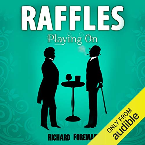 Raffles: Playing On cover art