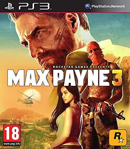 Take-Two Interactive Max Payne 3, PS3 vídeo - Juego (PS3, PlayStation 3, Acción, M (Maduro))