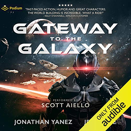 Gateway to the Galaxy cover art