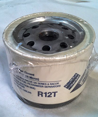 Racor 62-r12t spin-on Patrone Ersatz, Blau, 10Micron