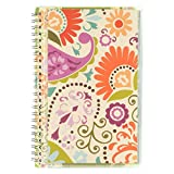 AT-A-GLANCE Monthly Planner, Garden Party Design, Academic Year, 12 Months, July 2015-June 2016, 4.88 x 8 Inch Page Size (150-201A)